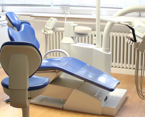 Zahnarztpraxis von Dr. Gollnow in Bochum