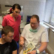 Unsere Pratienten vertrauen Zahnarzt Gollnow aus Bochum.