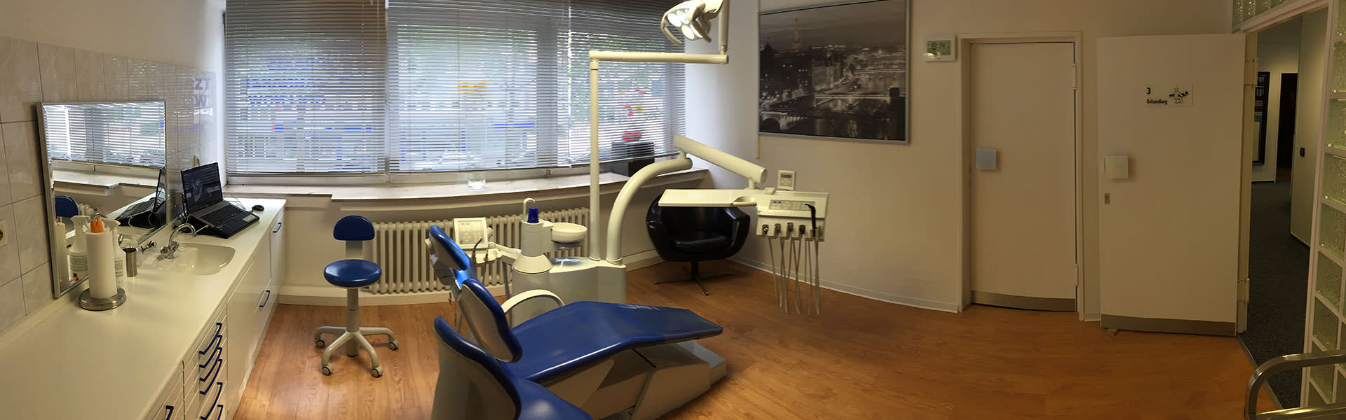 Wir freuen uns auf jeden Patienten - Zahnarzt Gollnow.